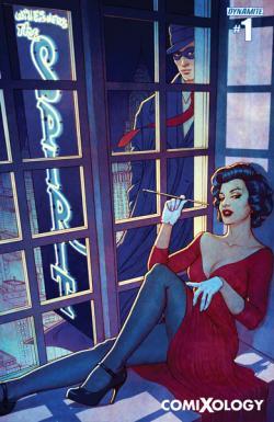 Dynamite's Will Eisner's The Spirit #1 comiXology Variant