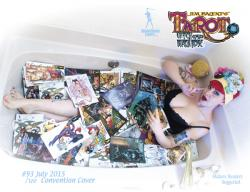 Tarot #93 Exclusive Comic-Con Photo Cover