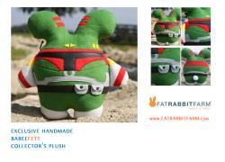 Babee Fett Handmade Plush