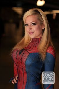 Nicole Marie Jean as spider man 200x300 Nicole Marie Jean as spider man