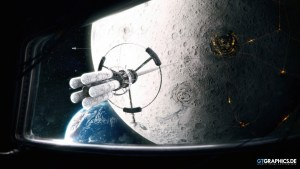 Space Elevator on Moon 300x169 Space Elevator on Moon
