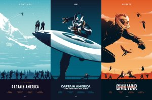 Sentinel of Liberty Captain America Trilogy posters by Rico Jr 300x197 Sentinel of Liberty (Captain America Trilogy posters) by Rico Jr