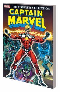CAPTAIN MARVEL BY JIM STARLIN TP COMPLETE COLLECTION 197x300 CAPTAIN MARVEL BY JIM STARLIN TP COMPLETE COLLECTION