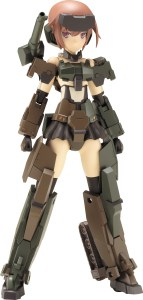 FRAME ARMS GOURAI PLASTIC MDL KIT TYPE 10 VER 143x300 FRAME ARMS GOURAI PLASTIC MDL KIT TYPE 10 VER