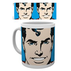 DC Comics Taza Superman Face
