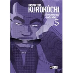 INSPECTOR KUROKÔCHI NÚM. 5