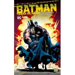 BATMAN: TIERRA DE NADIE VOL. 4