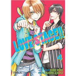 LOVE STAGE 04 (COMIC)