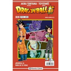 Dragon Ball Serie roja nº 215