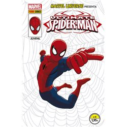 UNIVERSO MARVEL PRESENTA 09: ULTIMATE SPIDER-MAN