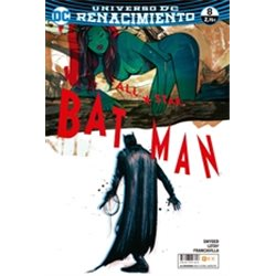 ALL-STAR BATMAN NÚM. 08 (RENACIMIENTO)