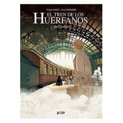 EL TREN DE LOS HUERFANOS 01. JIM Y HARVEY
