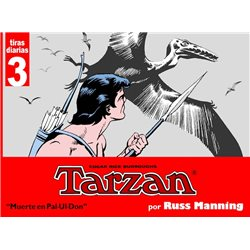 TARZAN - TIRAS DIARIAS 3