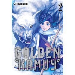 GOLDEN KAMUY VOL. 2