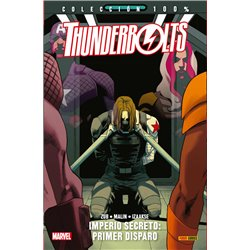 THUNDERBOLTS VOL 2 02. IMPERIO SECRETO: PRIMER DISPARO