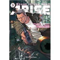 Ghost in the Shell Arise nº 03/07