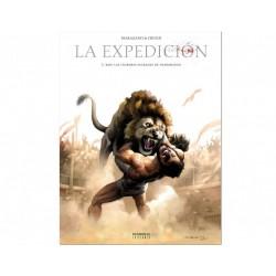 LA EXPEDICIÓN 03. LAS LÁGRIMAS SAGRADAS DE NYABARONGO