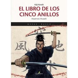 EL LIBRO DE LOS 5 ANILLOS - MANGA