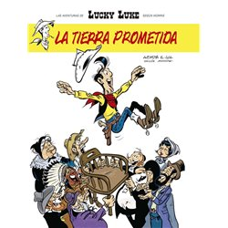 LUCKY LUKE CLASSICS 09. LA TIERRA PROMETIDA (CLASSICS)