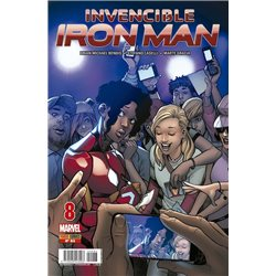 INVENCIBLE IRON MAN VOL 2 83