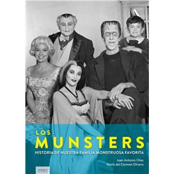LOS MUNSTERS. NUESTRA FAMILIA MONSTRUOSA FAVORITA