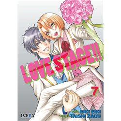 LOVE STAGE 07 (COMIC)