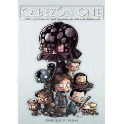 CABEZON ONE: UNA HISTORIA DE LOS CABEZONES DE LAS GALAXIAS (ALBUM COLOR)