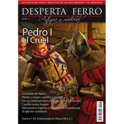 Pedro I el Cruel Desperta Ferro Antigua y Medieval n.º 44