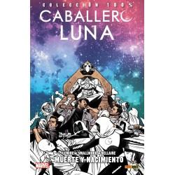 EL CABALLERO LUNA VOL. 3 06. MUERTE Y NACIMIENTO
