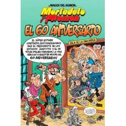 MAGOS HUMOR 182. EL 60 ANIVERSARIO