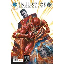 INJUSTICE: GODS AMONG US NÚM. 55
