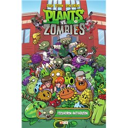 PLANTS VS. ZOMBIES: ESCUADRÓN ANTIABUSÓN