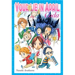 Your Lie in April Coda