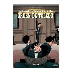 Los Caballeros de la Orden de Toledo 5: Pepín