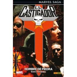 EL CASTIGADOR 09. HOMBRE DE PIEDRA (MARVEL SAGA 42)
