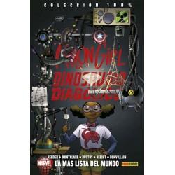 MOON GIRL Y DINOSAURIO DIABOLICO 03. LA MAS LISTA DEL MUNDO
