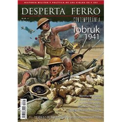 Desperta Ferro Contemporánea N.º 25: Tobruk, 1941