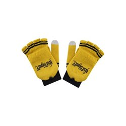 Harry Potter Guantes Hufflepuff