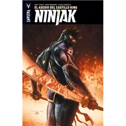 NINJAK 4: ASEDIO DEL CASTILLO KING