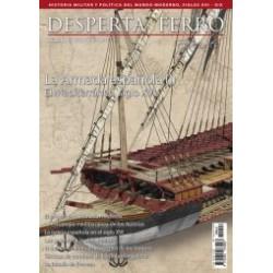 Desperta Ferro Especiales nº 14: La Armada española (I) El Mediterráneo , siglo XVI