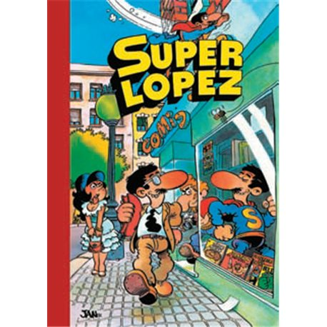 SUPER HUMOR SUPERLOPEZ 01