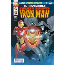 INVENCIBLE IRON MAN VOL 2 89