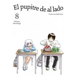 EL PUPITRE DE AL LADO, VOL. 8