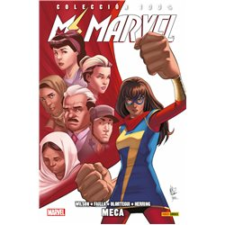 MS. MARVEL 07. MECA