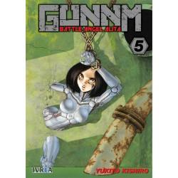 GUNNM (BATTLE ANGEL ALITA) 05