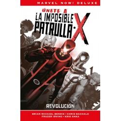 LA PATRULLA-X DE BRIAN M. BENDIS 02. REVOLUCION (MARVEL NOW! DELUXE)