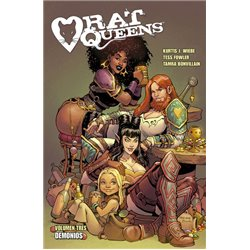 RAT QUEENS 3. DEMONIOS