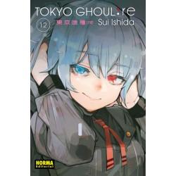 TOKYO GHOUL:re 12