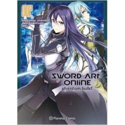 Sword Art Online Phantom Bullet nº 02/03 (manga)
