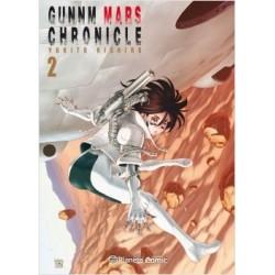 Gunnm Alita Mars Chronicle nº 02
